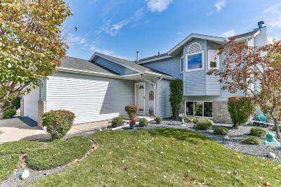 Oakdale Single Family Home For Sale: 7187 Upper 43rd Street N