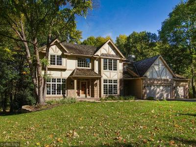 Shorewood Single Family Home For Sale: 19620 Silver Lake Trail