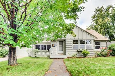 Osseo Single Family Home Contingent: 409 4th Avenue NE