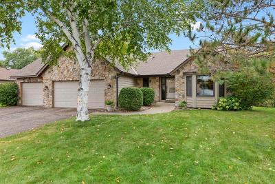 Eagan Single Family Home Contingent: 3657 Pinecrest Court