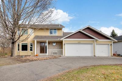 Chanhassen Single Family Home For Sale: 6451 White Dove Drive