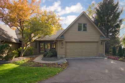 White Bear Lake Condo/Townhouse Contingent: 4731 Bouleau Road