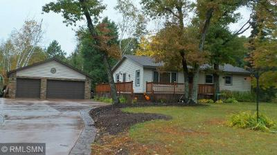 Brainerd Single Family Home Contingent: 18079 Deepwood Trail