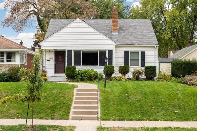 Minneapolis Single Family Home Contingent: 5734 Harriet Avenue