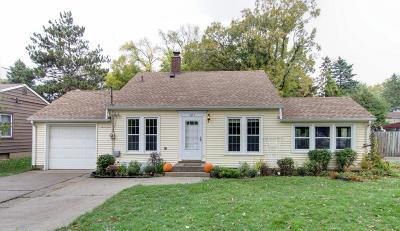 Roseville Single Family Home For Sale: 321 Elmer Street