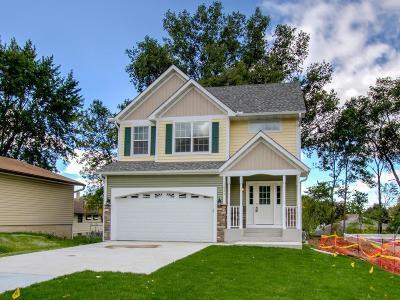 Saint Paul Single Family Home For Sale: 1635 Hazelwood Street