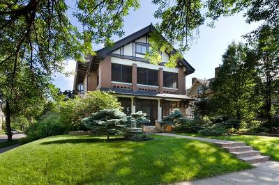Saint Paul Multi Family Home For Sale: 682-684 Lincoln Avenue