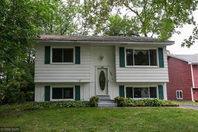White Bear Lake Single Family Home For Sale: 1847 Clarence Street