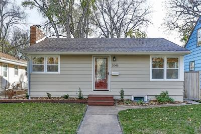 Saint Louis Park Single Family Home For Sale: 3045 Pennsylvania Avenue S