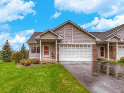 Saint Michael Condo/Townhouse For Sale: 11030 16th Street NE