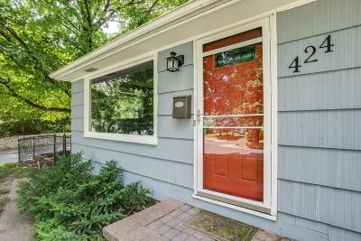 Edina Single Family Home For Sale: 424 Harrison Avenue S