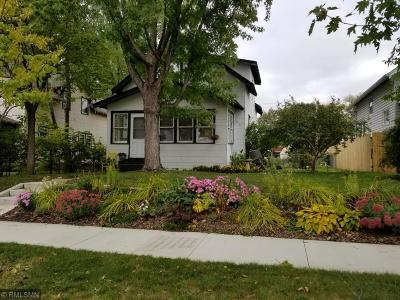 Single Family Home For Sale: 214 22nd Avenue N