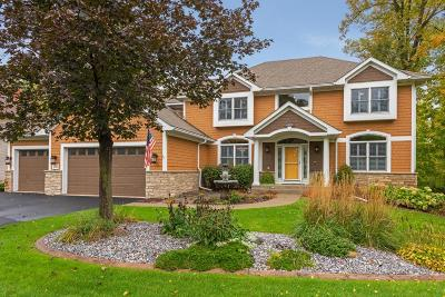 Chaska Single Family Home For Sale: 2900 Forest Ridge