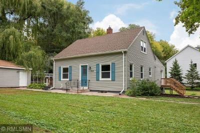 Mahtomedi Single Family Home Contingent: 498 Warner Avenue S