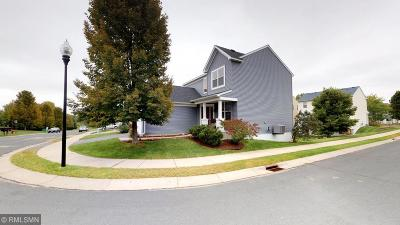 Circle Pines Single Family Home Contingent: 222 Pine Hollow Drive