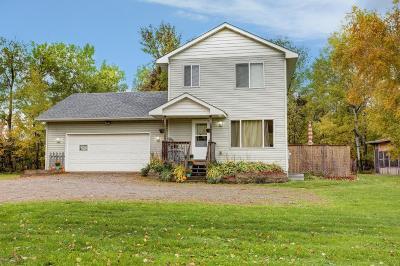 Foley Single Family Home For Sale: 12486 125th Street NE