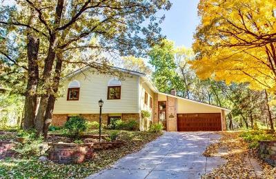 Burnsville Single Family Home For Sale: 12713 Welcome Lane