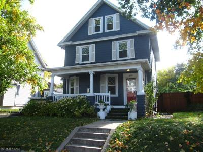 Minneapolis Single Family Home For Sale: 109 W 36th Street