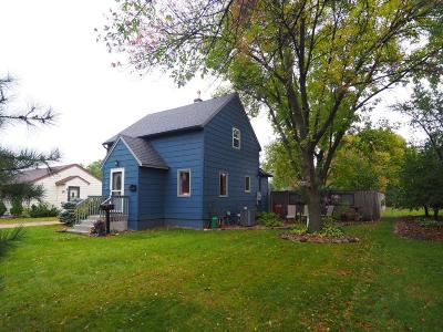 Hutchinson Single Family Home Contingent: 525 Erie Street SE