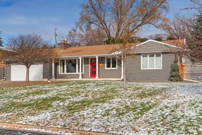 Edina Single Family Home For Sale: 4812 Wilford Way