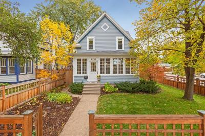 Minneapolis Single Family Home For Sale: 3551 Harriet Avenue