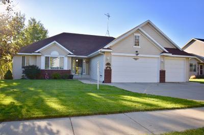 Single Family Home For Sale: 3023 Crescent Ridge Trail