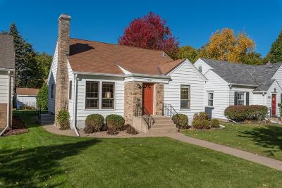 Minneapolis Single Family Home For Sale: 2644 Arthur Street NE