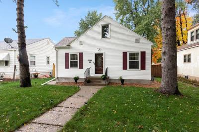 Minneapolis Single Family Home For Sale: 5544 34th Avenue S