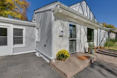 Crystal Single Family Home Contingent: 6606 50th Avenue N