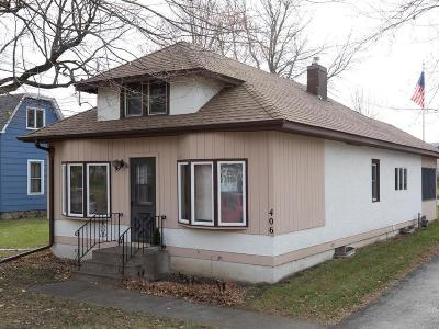 Monticello Single Family Home For Sale: 406 W 3rd Street