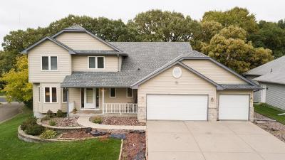 Eagan Single Family Home For Sale: 4677 Nicols Point