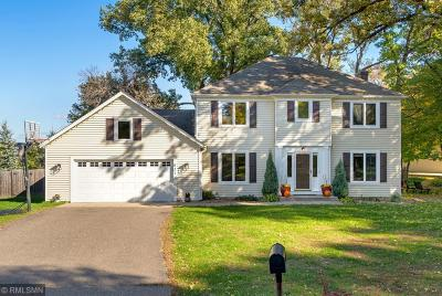 Single Family Home For Sale: 521 Valleywood Circle