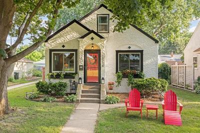 Saint Paul Single Family Home For Sale: 1204 Jefferson Avenue