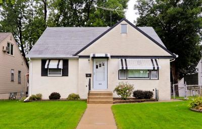 South Saint Paul Single Family Home For Sale: 824 2nd Avenue S