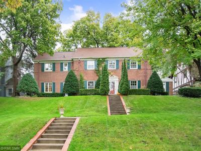 Saint Paul Single Family Home For Sale: 560 Mount Curve Boulevard