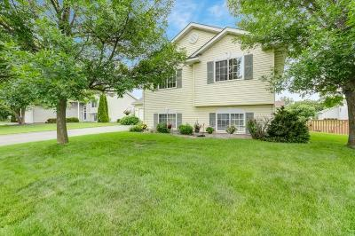 Waconia Single Family Home For Sale: 1263 Parkside Lane