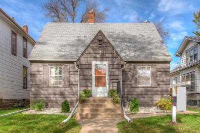 Saint Paul Single Family Home For Sale: 985 Rose Avenue E
