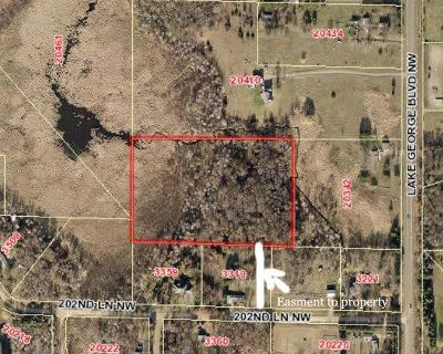 Residential Lots & Land For Sale: Xxx 202nd Lane NW