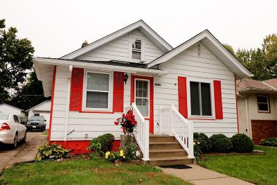 Saint Paul Single Family Home For Sale: 1810 Cottage Avenue E