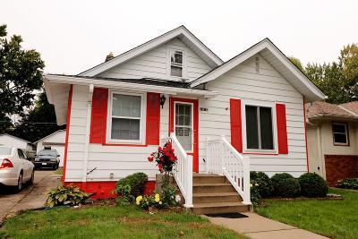 Saint Paul MN Single Family Home For Sale: $168,000