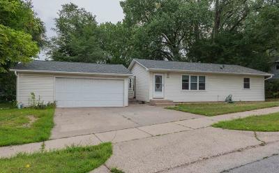 Saint Paul Single Family Home For Sale: 1519 Hudson Road