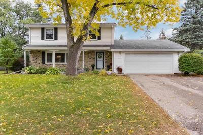 Edina Single Family Home For Sale: 7317 Oaklawn Avenue