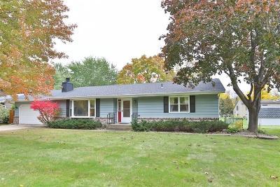 Roseville Single Family Home Contingent: 370 Oakcrest Lane