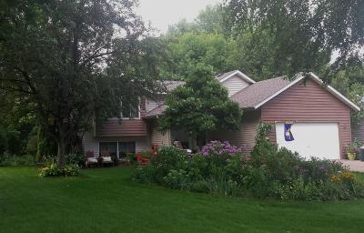 Forest Lake Single Family Home For Sale: 8810 212th Street N