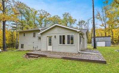 Aitkin MN Single Family Home Contingent: $144,900