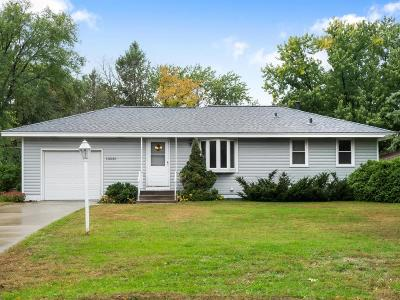 Blaine Single Family Home Contingent: 10536 Madison Street NE