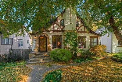 Minneapolis Single Family Home For Sale: 5129 10th Avenue S