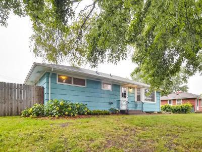 Bloomington Single Family Home Contingent: 8531 Aldrich Avenue S