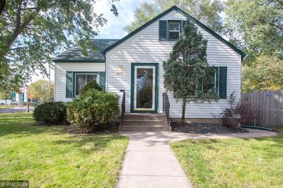 Minneapolis Single Family Home For Sale: 4901 Thomas Avenue N
