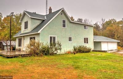 Brainerd Single Family Home For Sale: 20836 State Highway 18
